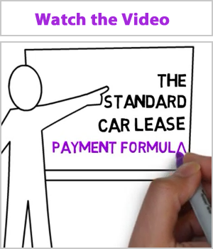 lease payment formula video