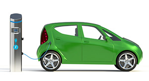 lease electric car