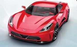 Corvette stingray lease price